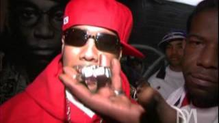hell rell & j r  writer and 40 cal - the best out (smack dvd 10)