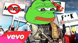 Call of Duty Song Parody! 'COD Fans Have Given Up' (Let Her Go Parody)