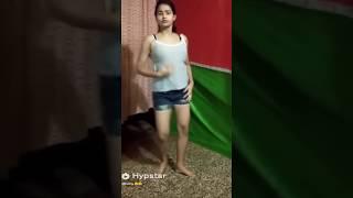 Hot girl dance