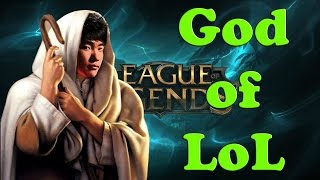 That's the Faker I love to watch 1 - GOD OF LOL!