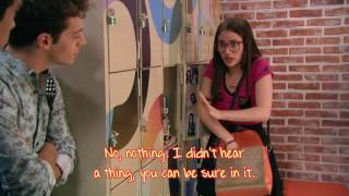 Soy Luna: Nina overhears the conversation between Matteo and Gaston Ep.55