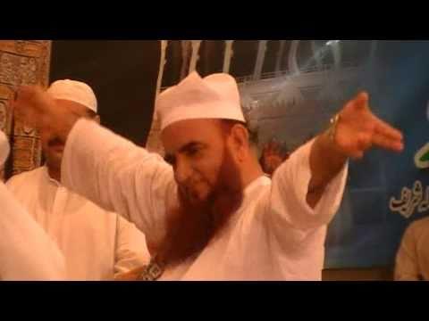 HAZRAT KHWAJA NAVEED HUSSAIN DARBAR ALLAH HOO Gujrawala URS PAK 19 3 10 2010