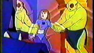 Galaxy Trio: Space Slaves 1