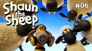 Petani yang bau - Shaun the Sheep [Smelly Farmer]