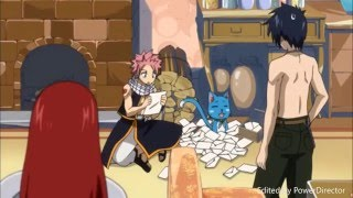 Team Natsu Finds Lucy's Letters