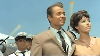 Trunk to Cairo Theatrical Trailer Starring Audie Murphy (1966)