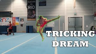 CLOSER TO MY BIGGEST DREAM IN TRICKING!
