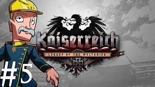 Hearts of Iron 4 | Kaiserreich | Germany | Part 5 | Retaking Belgium