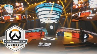 2017 Overwatch World Cup Group Stage Recap | Part 2 of 4