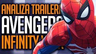 Avengers Infinity War - Analiza Trailera i Teorie!