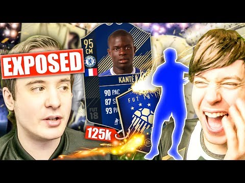 Xxx Mp4 HE HAS BEEN EXPOSED FIFA 18 TEAM OF THE YEAR TOTY ULTIMATE TEAM PACK OPENING 3gp Sex