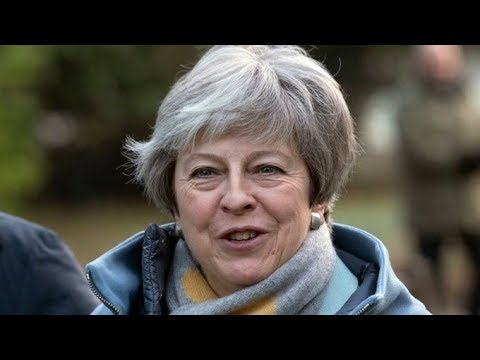 Xxx Mp4 Theresa May Updates MPs On Her Brexit Deal Plan B ITV News 3gp Sex