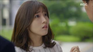 [Lucky Romance] 운빨로맨스 ep.13 Jung Sang-hoonh intrude on Lee Cho-hee's date 20160706