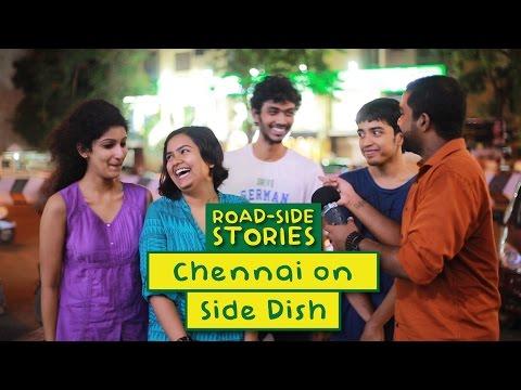 Chennai On Side Dish - Road Side Stories | Put Chutney