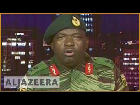 Xxx Mp4 Zimbabwe Tensions Military Seizes Power Denies Coup 3gp Sex
