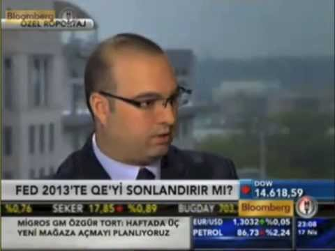 Cenk Sidar BloombergHT Interview Part 1 (04/17/2013)