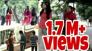 images Bangla New Prank Video 2016 When Cute Girls Calling Aunty