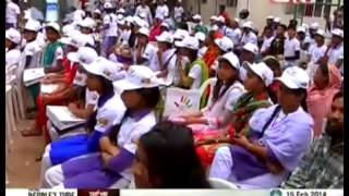 GTV News clips of Working Students' Day organized by UCEP