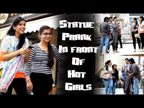 Xxx Mp4 Statue Prank In Front Of Hot Girls Best Funny Statue Pranks 2017 Ak Pranks Video 3gp Sex