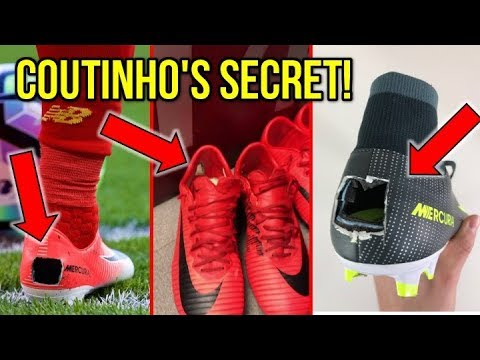 Xxx Mp4 THE REAL REASON WHY COUTINHO CUTS HOLES IN HIS FOOTBALL BOOTS 3gp Sex