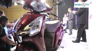 Honda Launches Activa-i Scooter The Park Hotel - Hybiz.tv