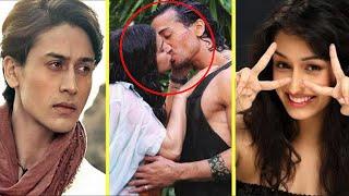 OMG ! Tiger Shroff And Shraddha  Passionate LOCK LIPS In 'Baaghi'