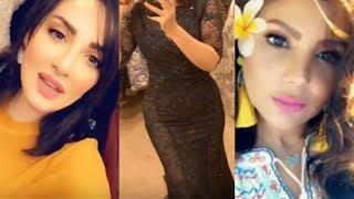 هبة الدري تختار بدلة لعرس بنت الهام الفضالة شاهد جمال البدلة الي اختارتها روعة
