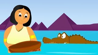 The Crocodile, Adam and Eve | Bible Stories For Children | Bedtime Stories for Kids Shows Collection