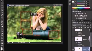 11 Adobe Photoshop Cs6 tutorial in bangla  Move tool
