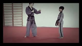 Sin Moo Hapkido, passage de grade J.H.K. 1er Dan