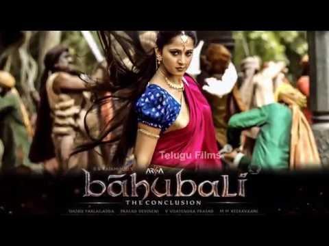 Bahubali 2 anushka shetty II Prabhas  baahubali the conclusion movie video clip