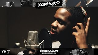 Young Marco feat. Nick Grant | Georgia State (In studio - Music Video)