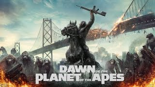 "Dawn of the Planet of the Apes ""تريلر فلم ""كوكب القرود"