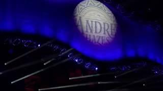 Andre Hazes - Leef & (toegift) Ik leef mijn leven - Ahoy Rotterdam 2017