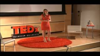 Killing fear | Rachel DeAlto | TEDxSyracuseUniversity