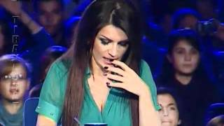 X Factor Albania - 5 Shkurt 2012 - Aldo Bardhi