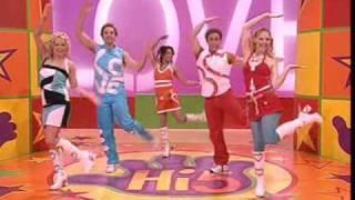 Hi-5 L.O.V.E (happy) (2003) (lyrics)