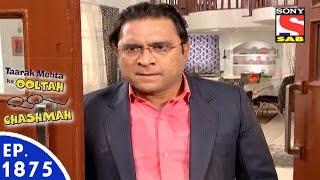 Taarak Mehta Ka Ooltah Chashmah - तारक मेहता - Episode 1875 - 19th February, 2016