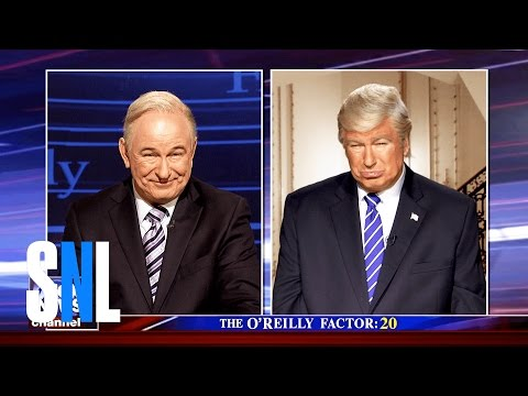 The O Reilly Factor with Donald Trump SNL
