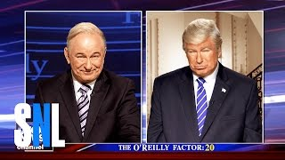The O'Reilly Factor with Donald Trump - SNL