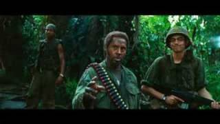 Tropic Thunder - Una guerra muy perra - tráiler español