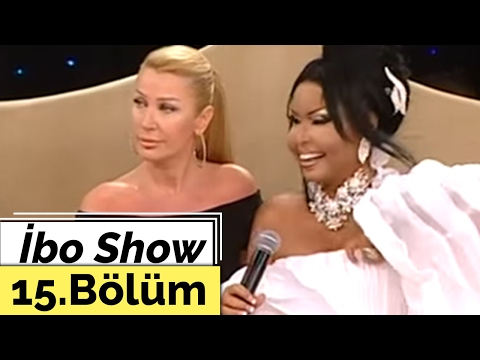 İbo Show 15. Bölüm Bülent Ersoy Seda Sayan Armağan 2007