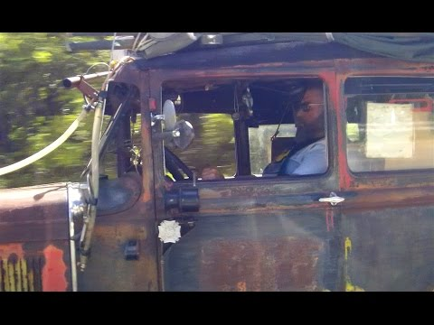 Big John s 1931 Model A Ford We go for a ride in his rolling museum