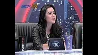 Nadya Almira #IndonesianIdol2014