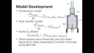 Refinery Steam Boiler Control in Simulink