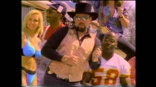 Hank Williams Jr - Come On Over To The Country (Official Music Video)