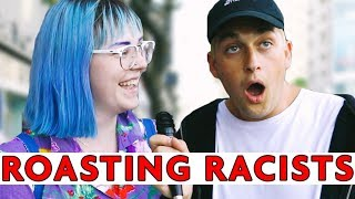 ROASTING WHITE SUPREMACISTS WITH STRANGERS | Chris Klemens