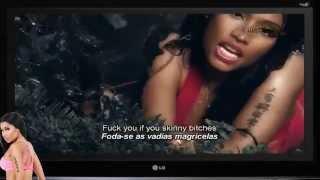 Nicki Minaj ''Anaconda'' Legendado PT-BR