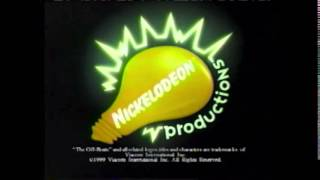 Curious Pictures/Nickelodeon Productions (1999)