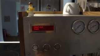 DIY Dual Boiler Home Made Espresso machine no. 2